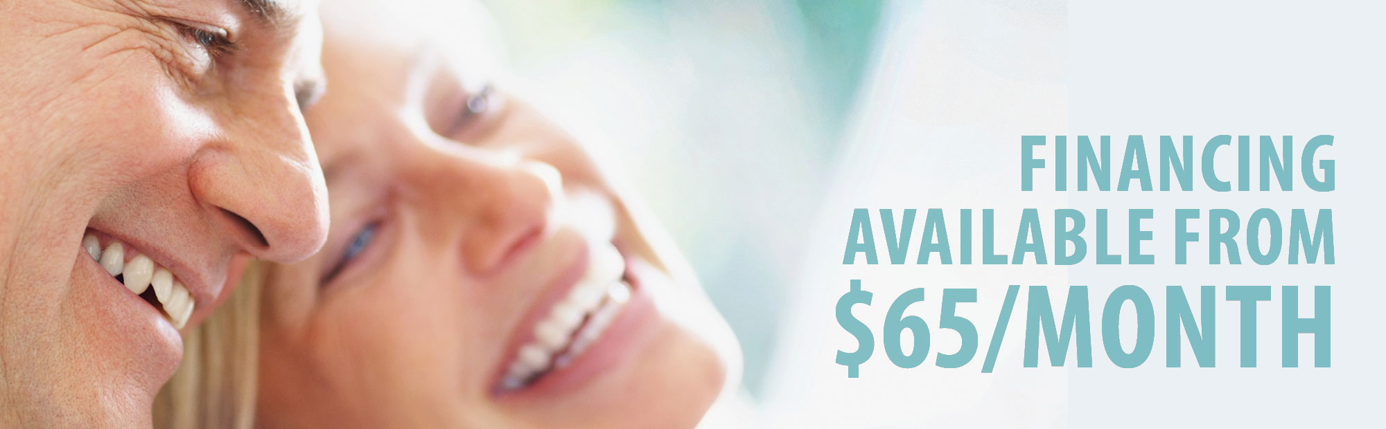 Dental Implants Financing Available