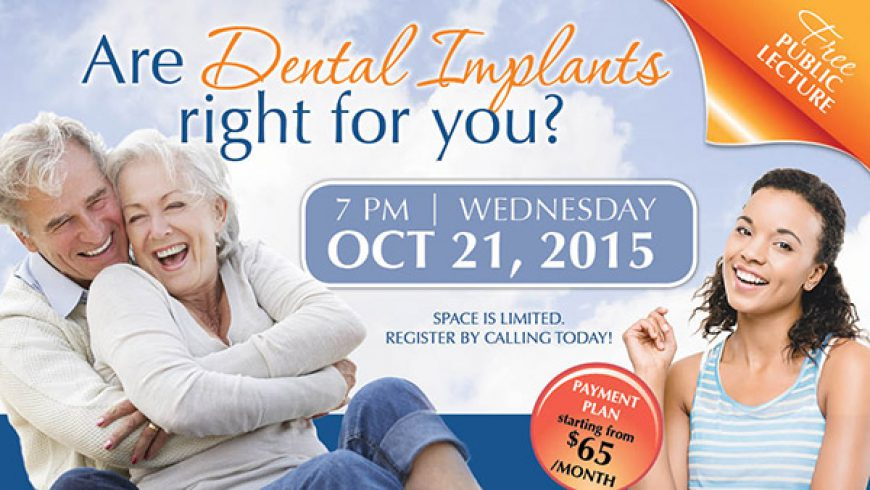 Dental Implant Info Night